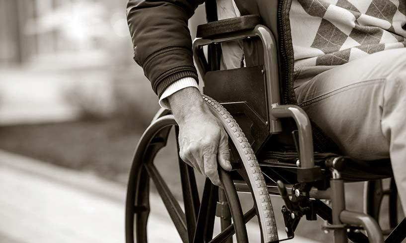 Paraplegia/Quadriplegia Injury Lawyers